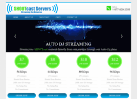 shoutcastservers.net
