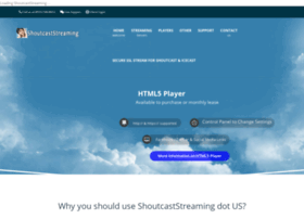 shoutcaststreaming.us