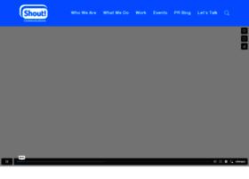 shoutcommunications.co.uk