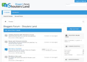shoutersland.com