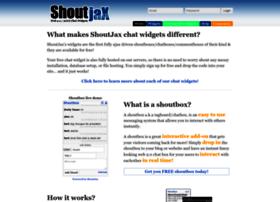 shoutjax.com