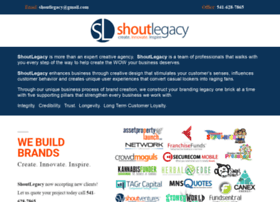 shoutlegacy.com
