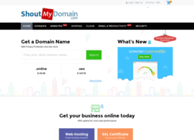 shoutmydomain.com