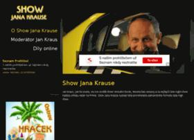 show-jana-krause.cz