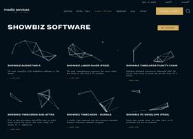 showbizsoftware.com