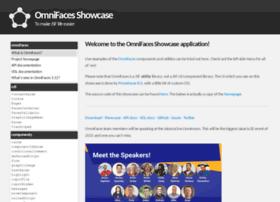 showcase.omnifaces.org