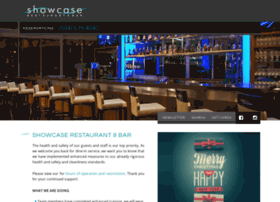 showcaserestaurant.com