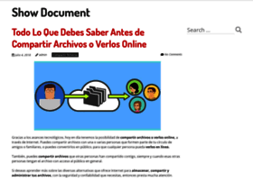 showdocument.com