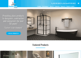 Shower Door » Tub Enclosure