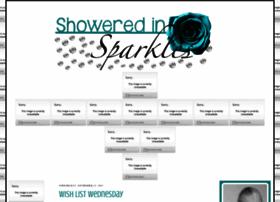 showeredinsparkles.com
