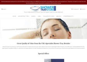 Showertraystore.co.uk