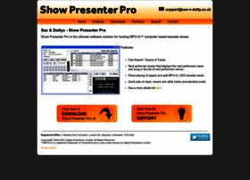 showpresenterpro.com