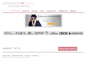 showroomsecret.com