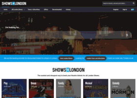 showsinlondon.co.uk