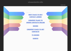 showsiteinfo.info