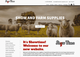 showtime-supplies.co.uk