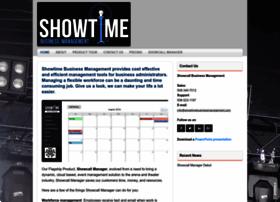showtimebusinessmanagement.com