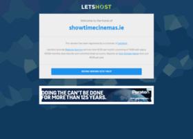 Showtimecinemas.ie