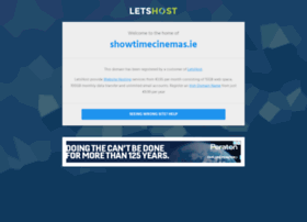 showtimecinemas.ie
