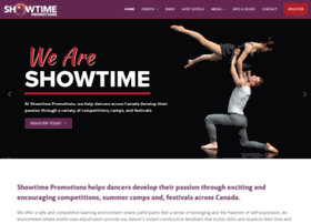 showtimedancepromotions.com