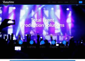 showtimesoundllc.com