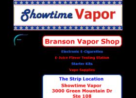 showtimevapor.com