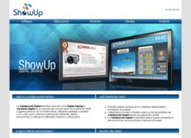 showupsite.com