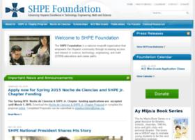 shpefoundation.org