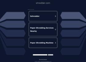 shredder.com