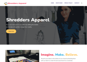 shreddersapparel.com