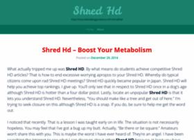 shredhd.wordpress.com