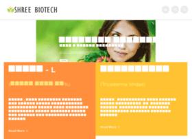 shreebiotech.net