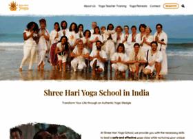 shreehariyoga.org