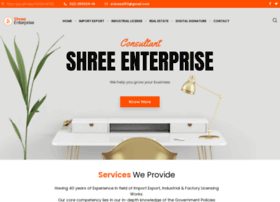 shreeincorporation.com