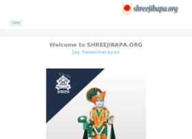 shreejibapa.org