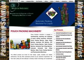 shreekhodiyarindustries.com