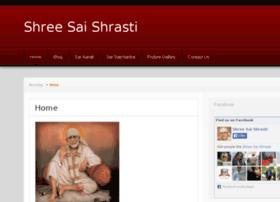shreesaishrasti.com