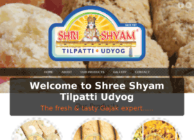 shreeshyamtilpatti.com