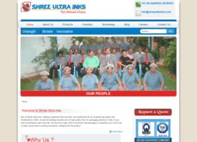 shreeultrainks.com