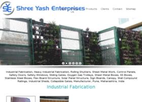shreeyashfabricators.com