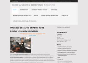 shrewsbury-driving-lessons.com