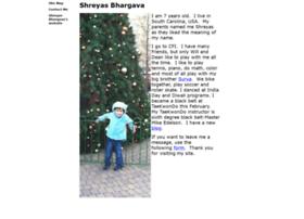 shreyas.com