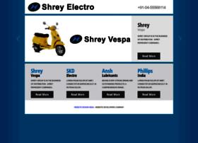 shreyelectro.com