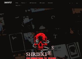 shriekfest.com