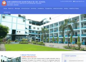 shriharkrishanschools.com