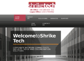 shriketech.com