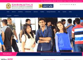 shrinathjiinstitute.com