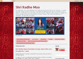 shriradhemaa.blogspot.in