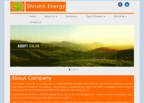 shrishtienergy.com