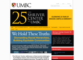 shrivercenter.umbc.edu
